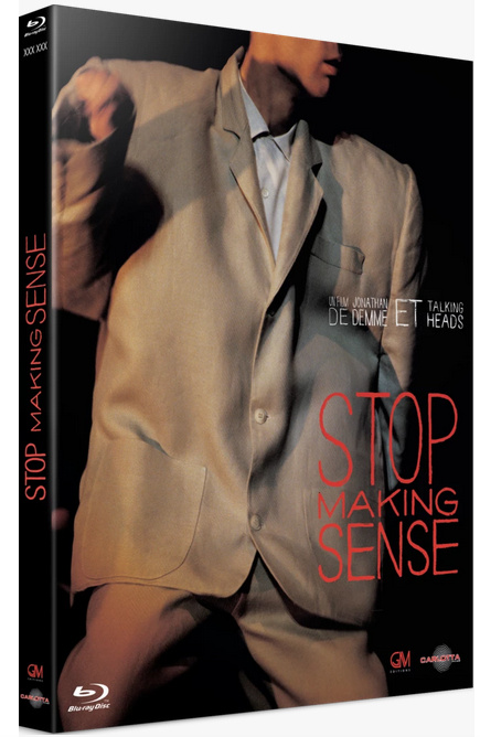 Stop Making Sense Bluray