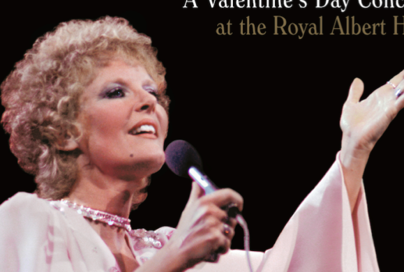 Petula Clark royale à l'Albert Hall