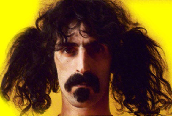 Zappa #restealamaison… de la radio !