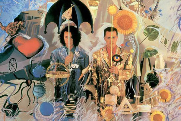 TEARS FOR FEARS Ouverture