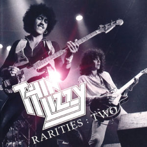 THIN LIZZY CD Rarities Two
