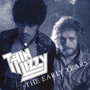 THIN LIZZY CD The Early Years