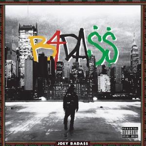 BADASS Joey CD