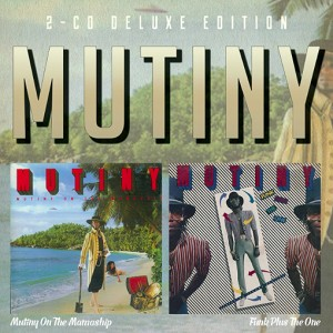 MUTINY CD Funkygrooves