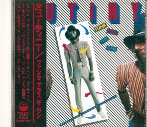 MUTINY CD Japonais II