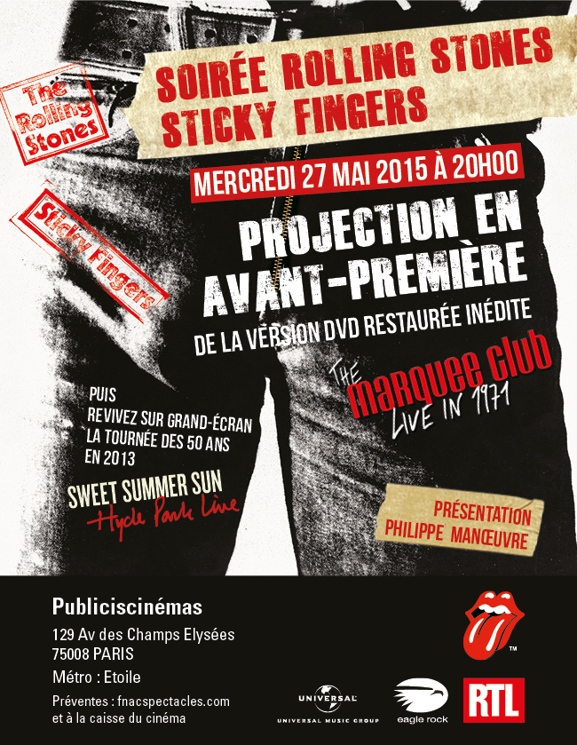 Sticky Paris