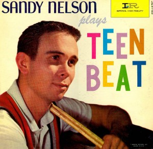 PAGE Sandy Nelson Teen Beat