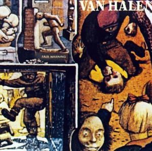 VAN Halen 4 Fair Warning