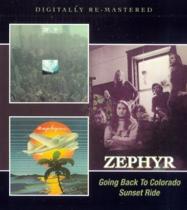 ZEPHYR 3 BGO Records