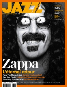 ZAPPA Jazz Magazine 677