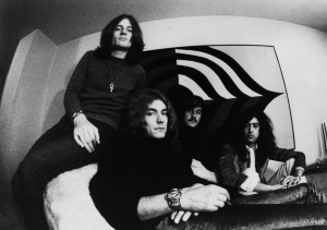 Led Zeppelin 1969 Atlantic Records