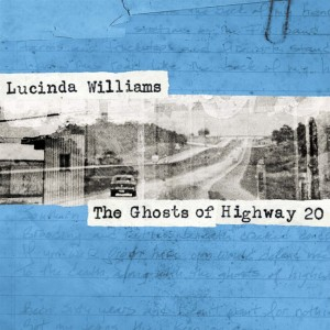 WILLIAMS Lucinda Pochette