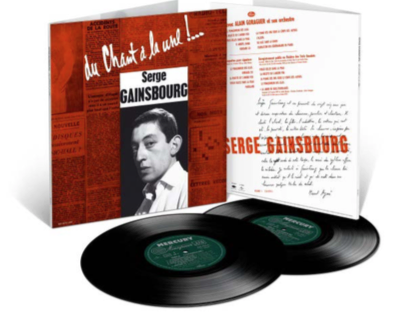 Gainsbourg LP