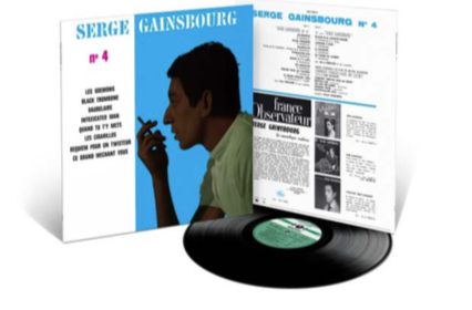 Gainsbourg lp4