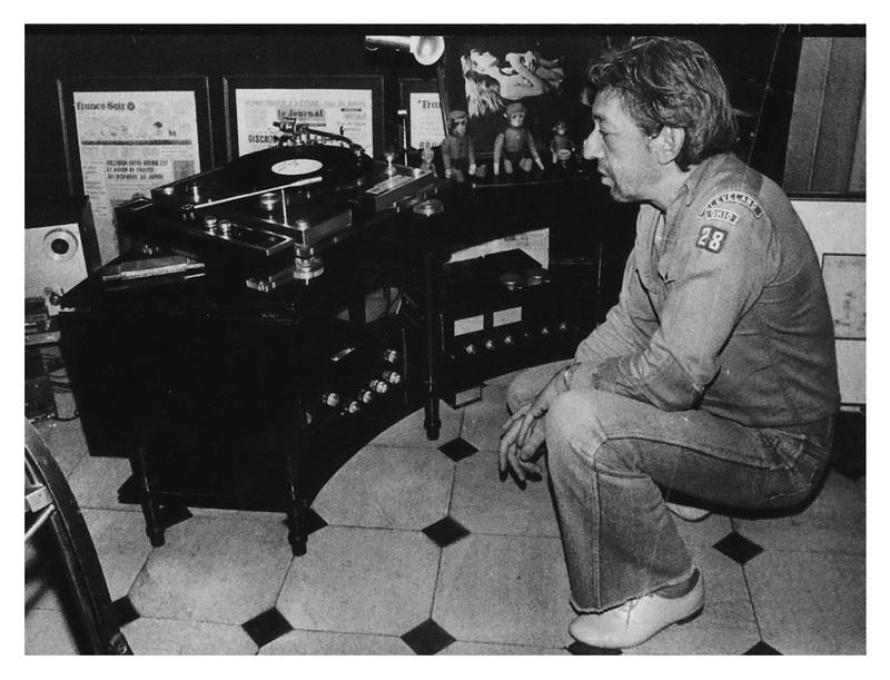 Gainsbourg vinyle