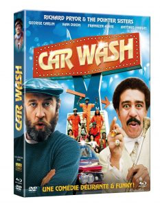 CAR WASH Blu Ray