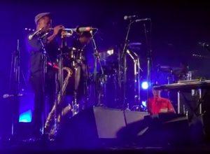 L'omniprésent, éclectique et talentueux Ambrose Akinmusire sur la scène de Jazz à La Villette, trois jours avant son concert aux côtés d'Archie Shepp