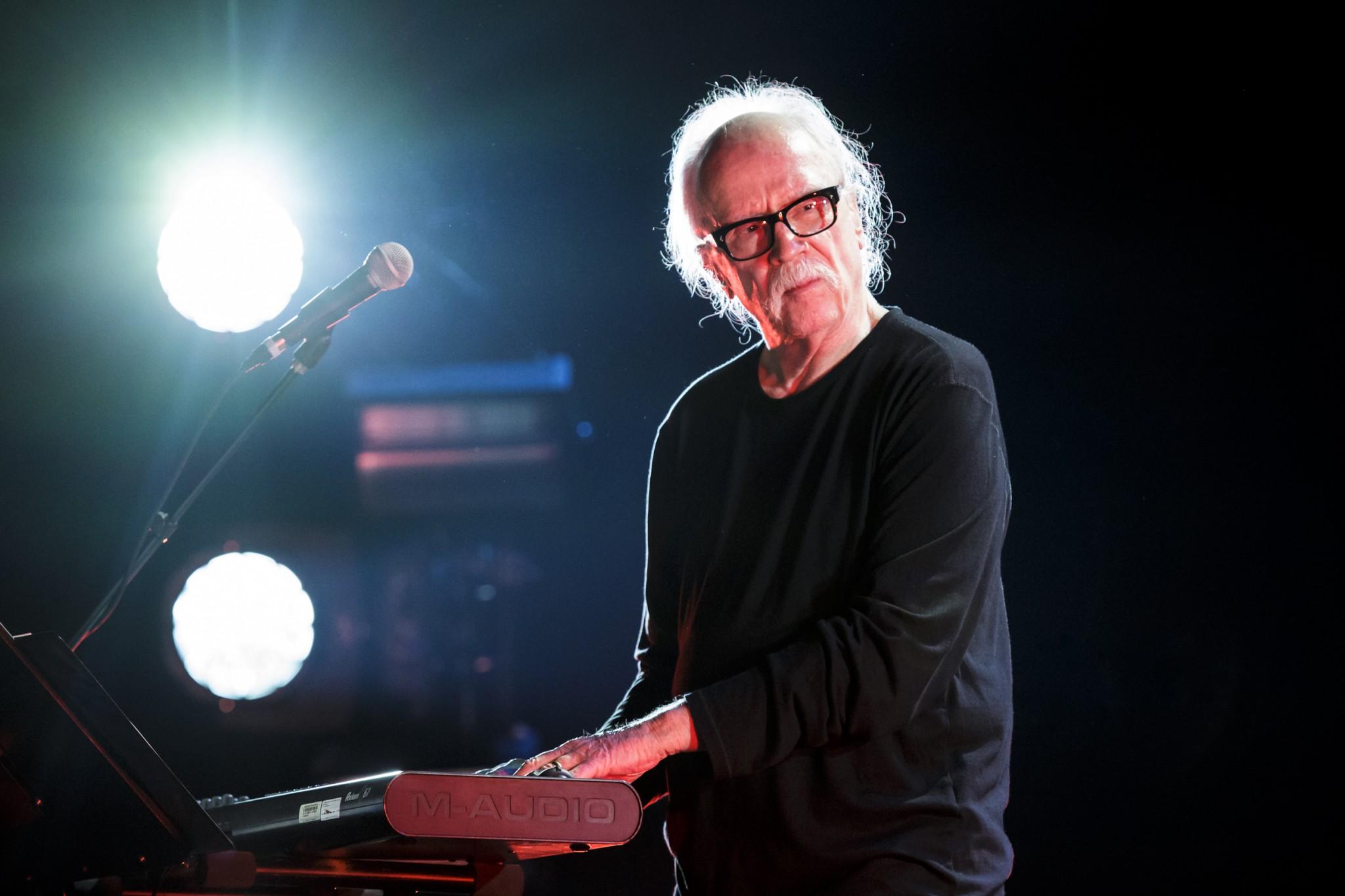 John Carpenter live 2016 - © Nicolas Brodard