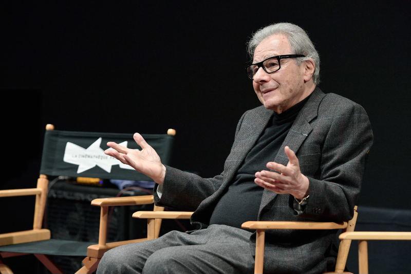 Lalo Schifrin à la Cinémathèque Française le 9 octobre 2016 © Jean-Claude Cohen / Visual Press Agency