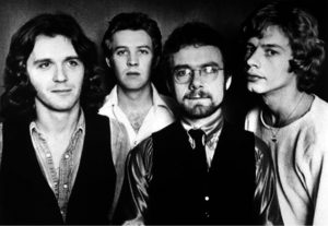 John Wetton + David Cross + Robert Fripp + Bill Bruford = King Crimson