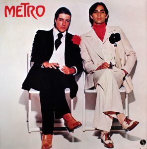 Please welcome Duncan Browne et Peter Goodwin, aka Metro...