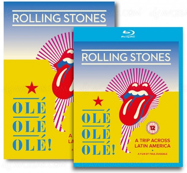 Rolling Stones Olé