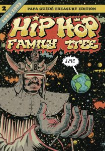 HIP HOP FAMILY TREE Couverture 2