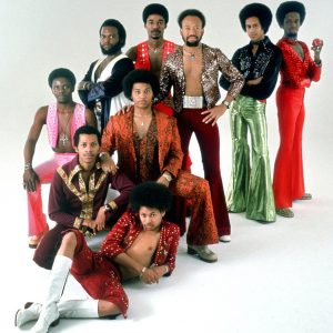 2. Earth, Wind & Fire