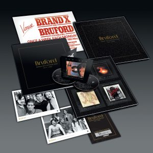 BRUFORD Coffret