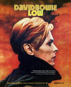BOWIE CAREER Affiche Low