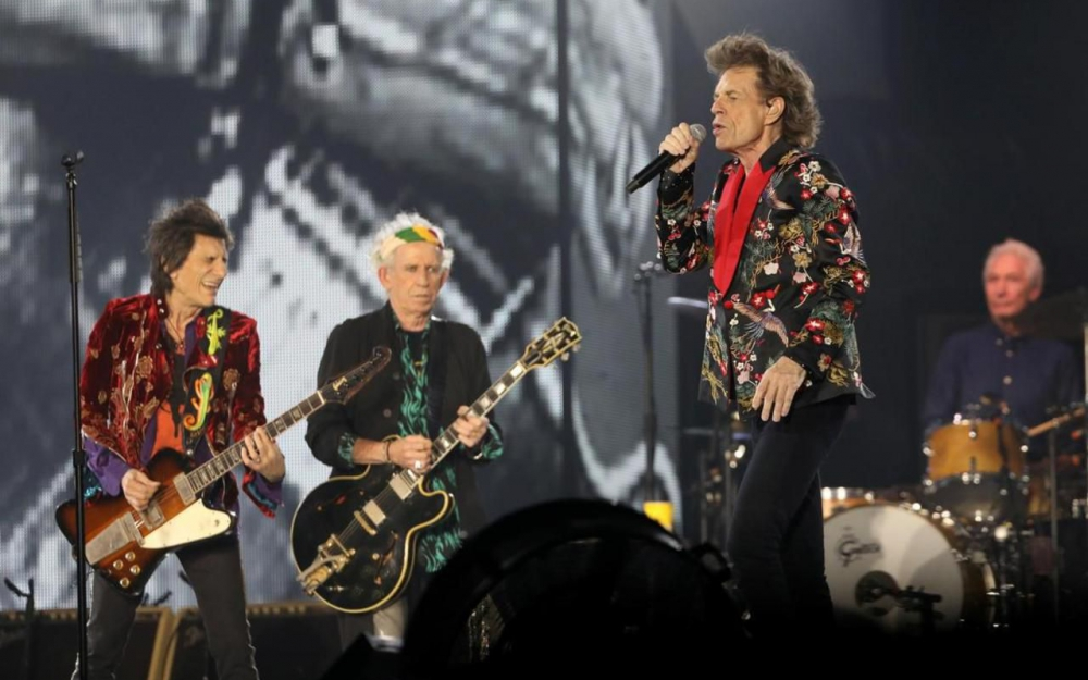 Rolling Stones Nanterre