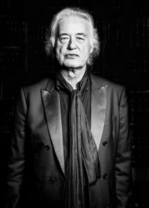 YARDBIRDS Jimmy Page 2017