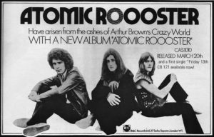 ATOMIC ROOSTER Pub
