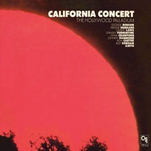 CTI Pochette California Concert