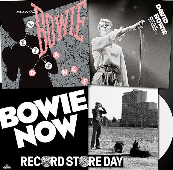 David Bowie RSD 2018