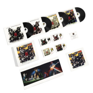 LED ZEPPELIN HTWWW Coffret 1