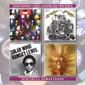 BGO Records Ramsey Lewis Pochette