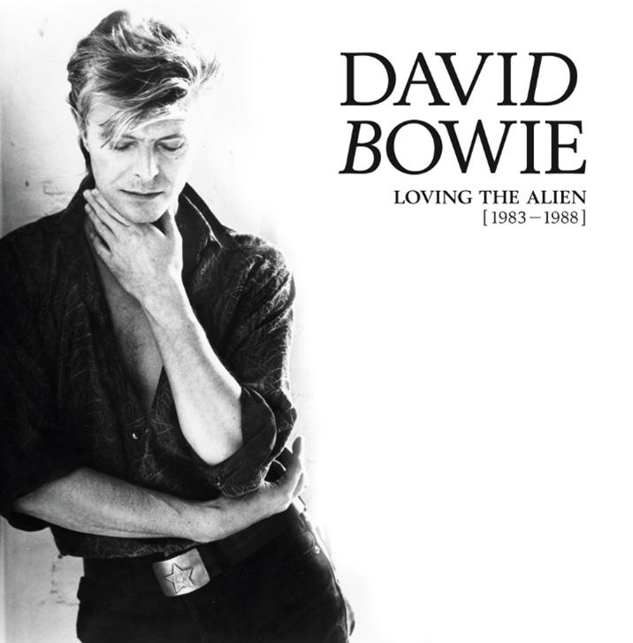Bowie LOVING THE ALIEN