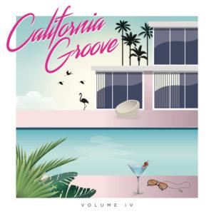 CALIFORNIA GROOVE Pochette