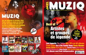 MUZIQ Couverture II