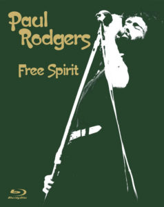 RODGERS Pochette blu-ray