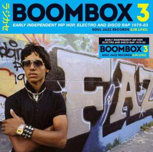 BOOMBOX 3 Pochette