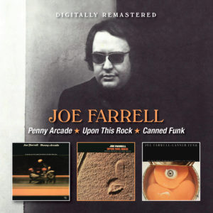 BGO RECORDS Joe Farrell