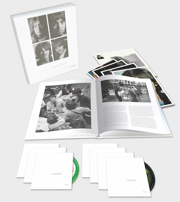 Beatles White Album 7CDs