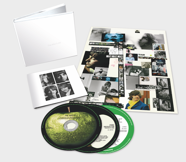 Beatles White album 3cd
