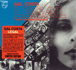 ELEMENTAL MUSIC Gal Costa