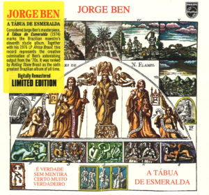 ELEMENTAL MUSIC Jorge Ben