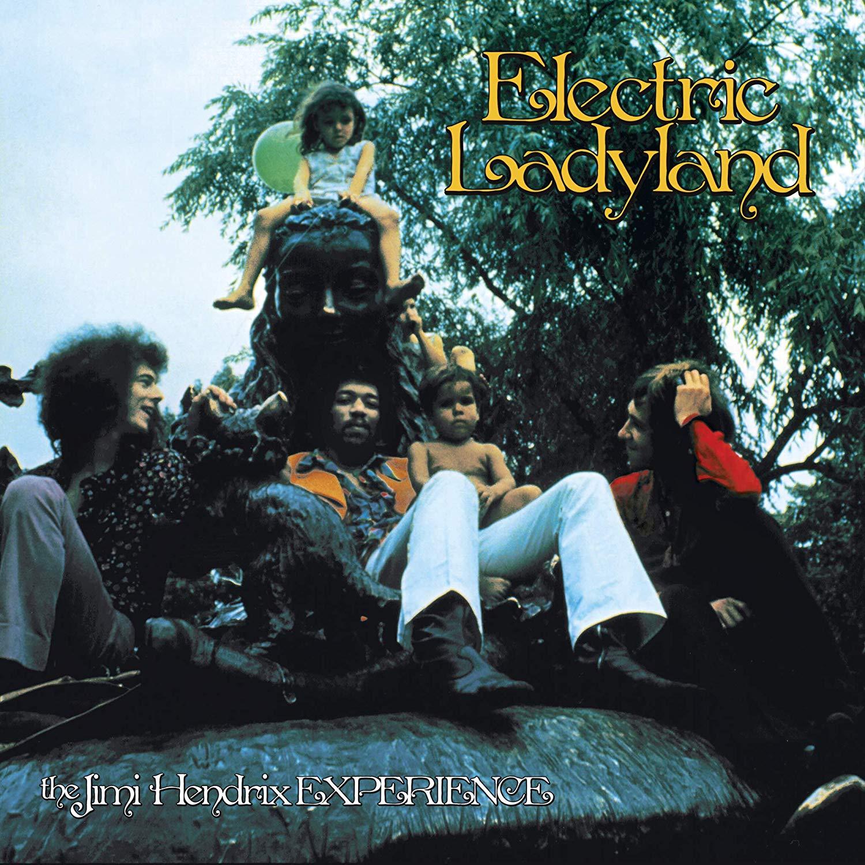 Jimi Hendrix Electric 50