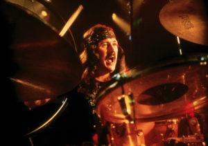 John Bonham : et la lumière fûts.