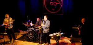 Soft Machine 2018 sur scène